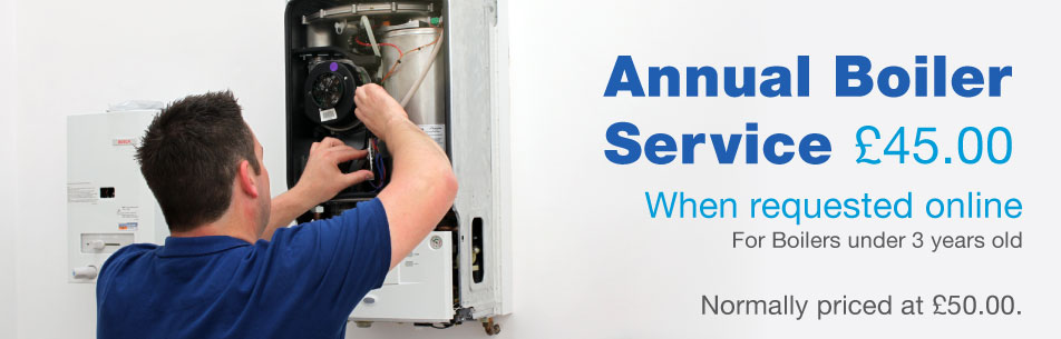 Annual Boiler Service West Yorkshire
